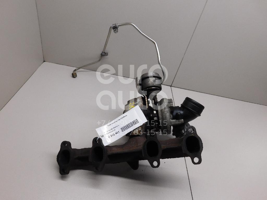 Купить Турбокомпрессор (турбина) VW Passat [B6] 2005-2010; (03G253014M)