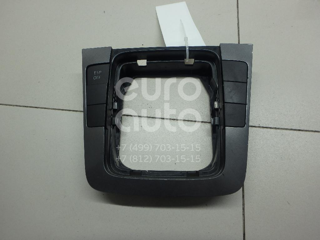 Купить Накладка декоративная VW Passat [B6] 2005-2010; (3C0864263G3F4)
