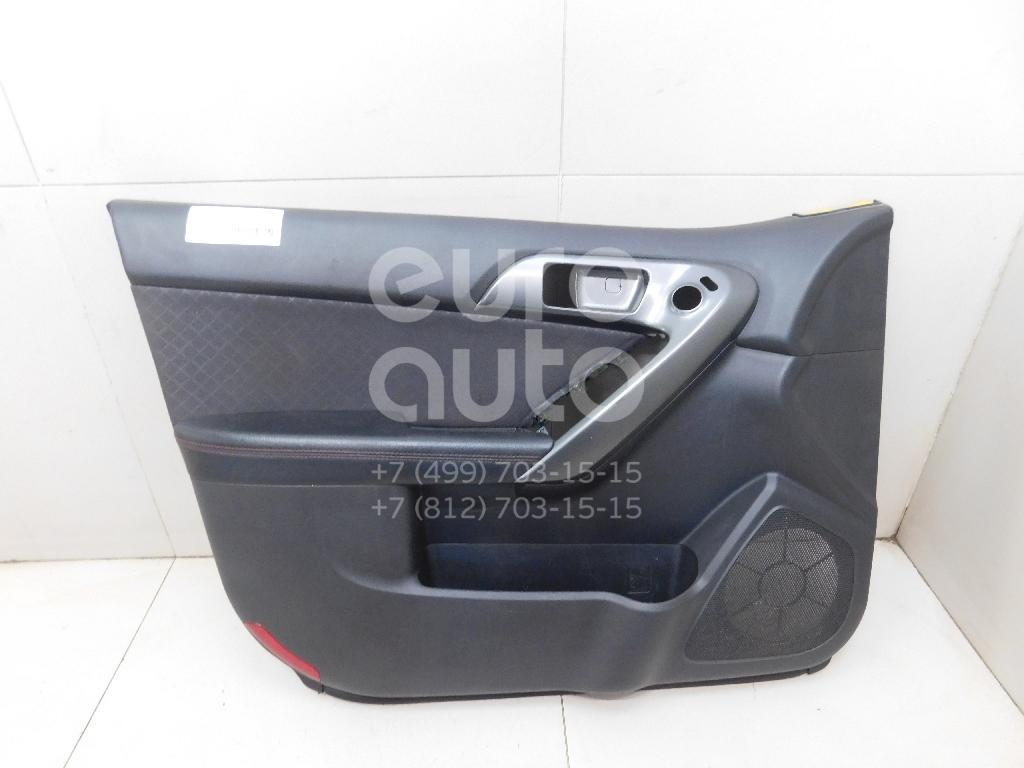 Купить Обшивка двери передней левой Kia Cerato 2009-2013; (823011MBN0DFG)