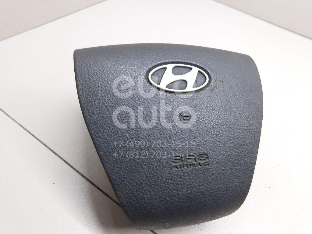 Купить Подушка безопасности в рулевое колесо Hyundai ix55 2007-2013; (569003J700WK)