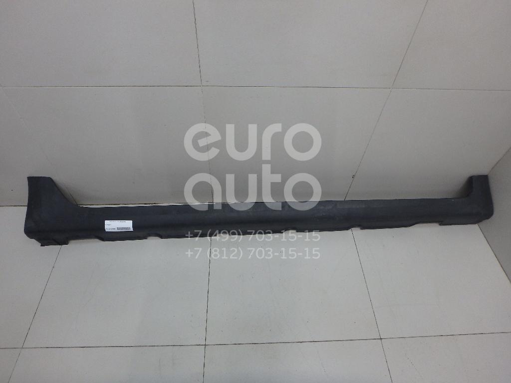 Купить Накладка на порог (наружная) Kia RIO 2017-; (87752H0500)
