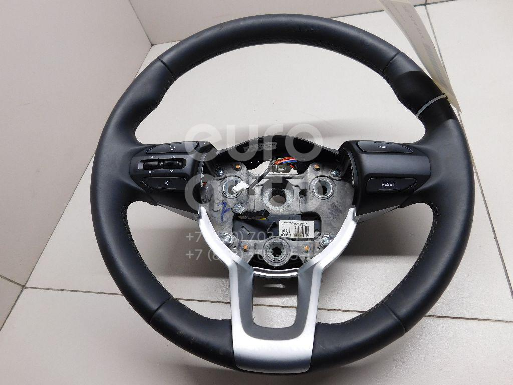 Купить Рулевое колесо для AIR BAG (без AIR BAG) Kia RIO 2017-; (56100H0610LMW)