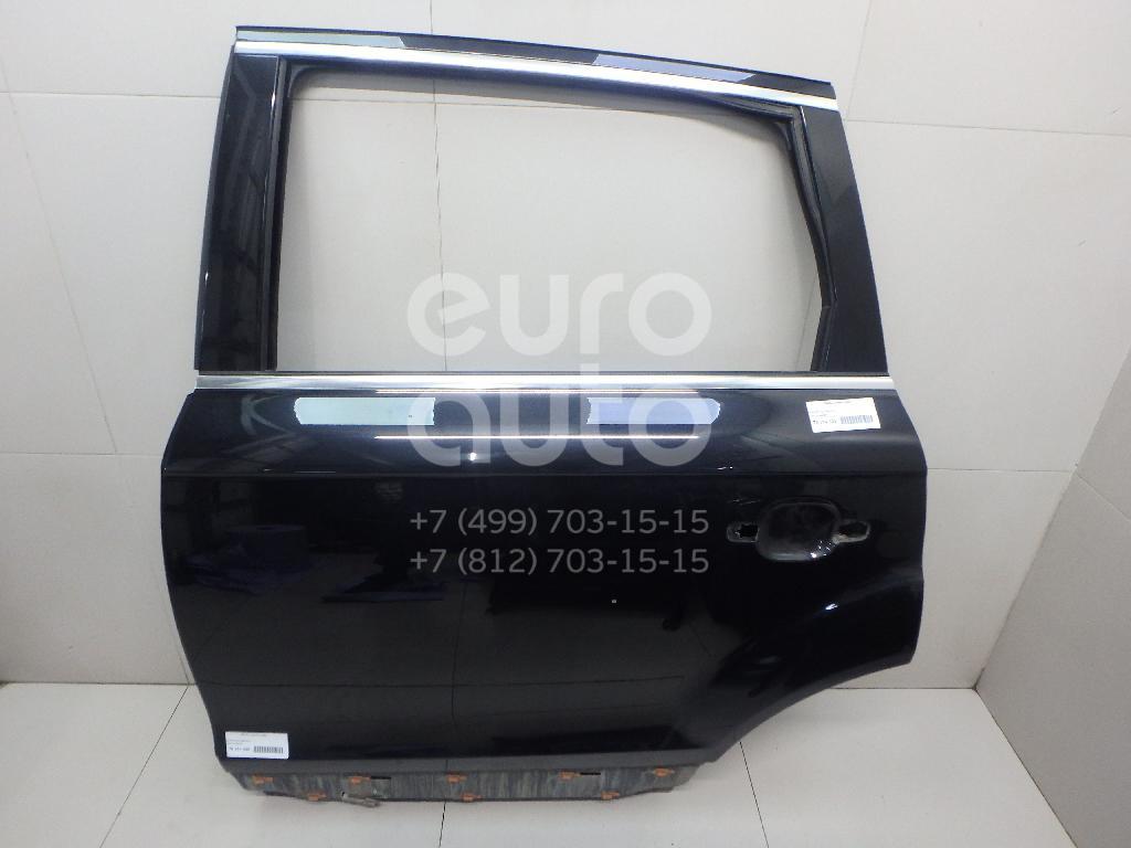 Дверь задняя левая Audi Q7 [4L] 2005-2015; (4L0833051)  - купить со скидкой
