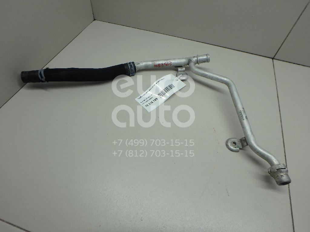 Купить Трубка охлажд. жидкости металлическая Audi A8 [4H] 2010-2017; (4H0121485AA)