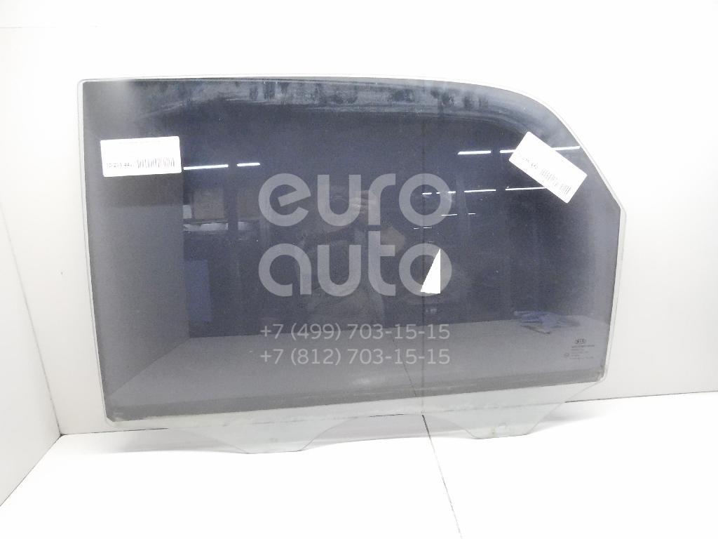 Купить Стекло двери задней левой Kia Sportage 2004-2010; (834100Z000A)