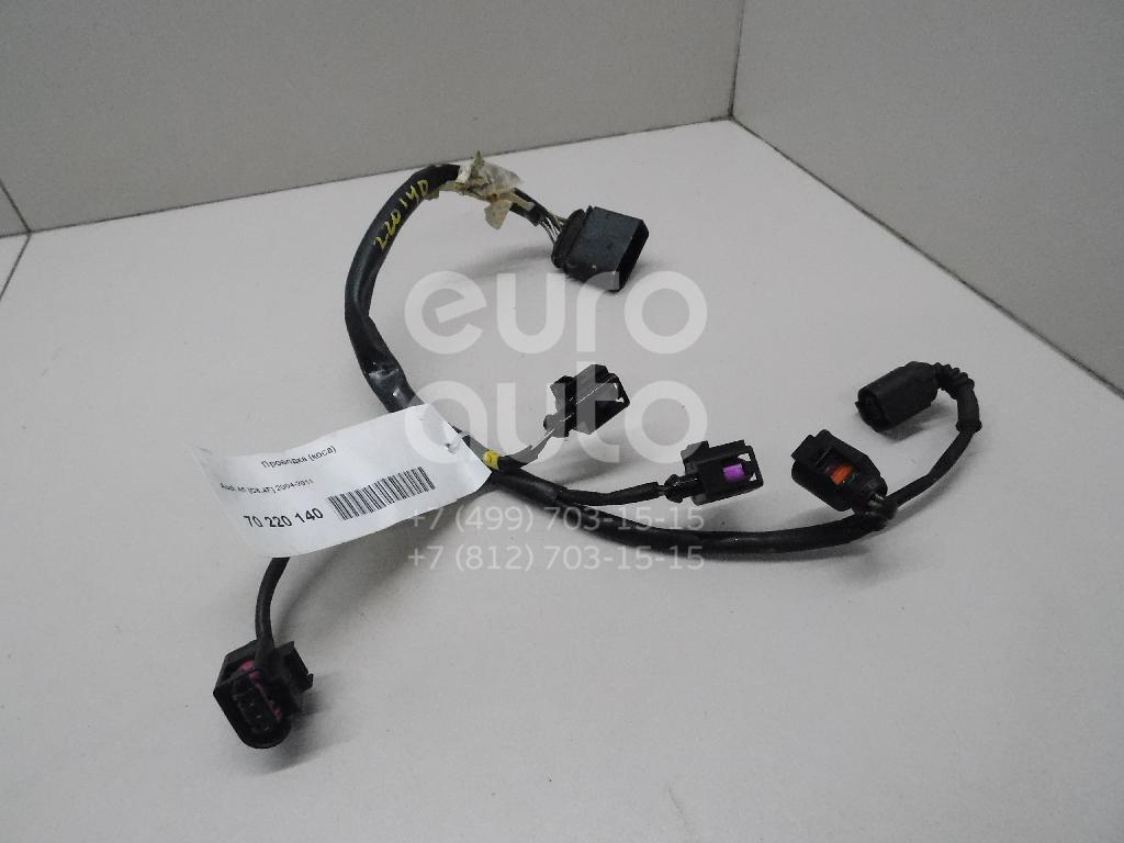 Купить Проводка (коса) Audi A6 [C6, 4F] 2004-2011; (06E971627C)