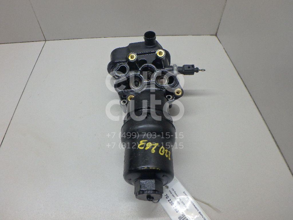 Купить Корпус масляного фильтра VW Passat [B6] 2005-2010; (06F115397H)