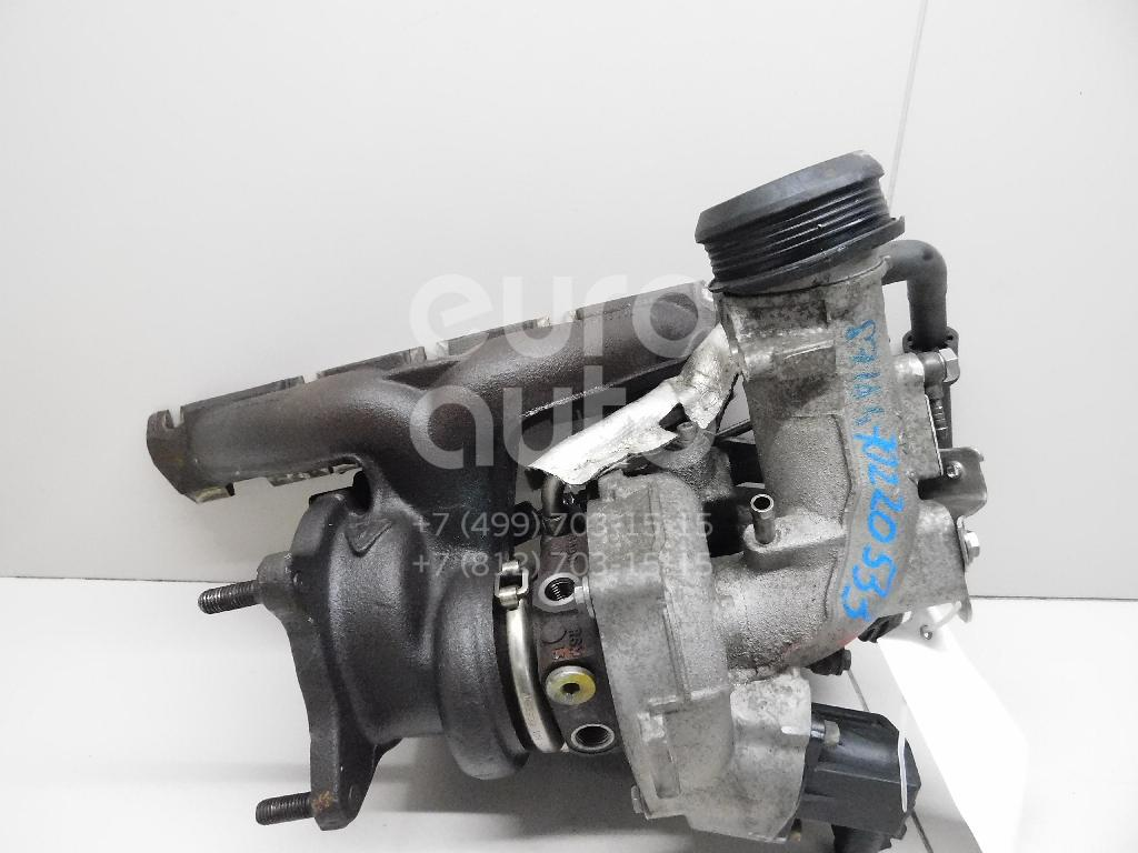 Купить Турбокомпрессор (турбина) VW Passat [B6] 2005-2010; (06F145701H)