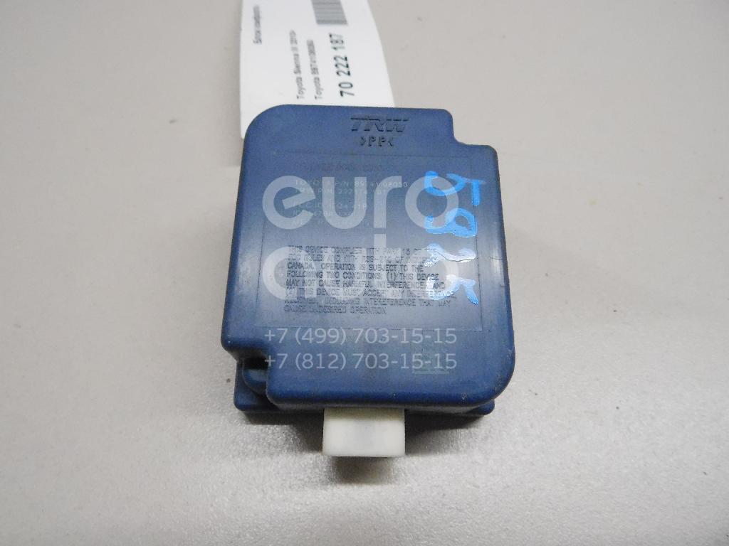 Купить Блок комфорта Toyota Sienna III 2010-; (8974108050)