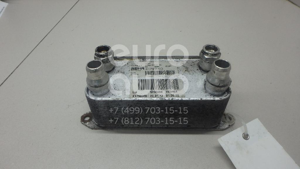 Купить Радиатор (маслоохладитель) АКПП Mercedes Benz W204 2007-2015; (0995001100)