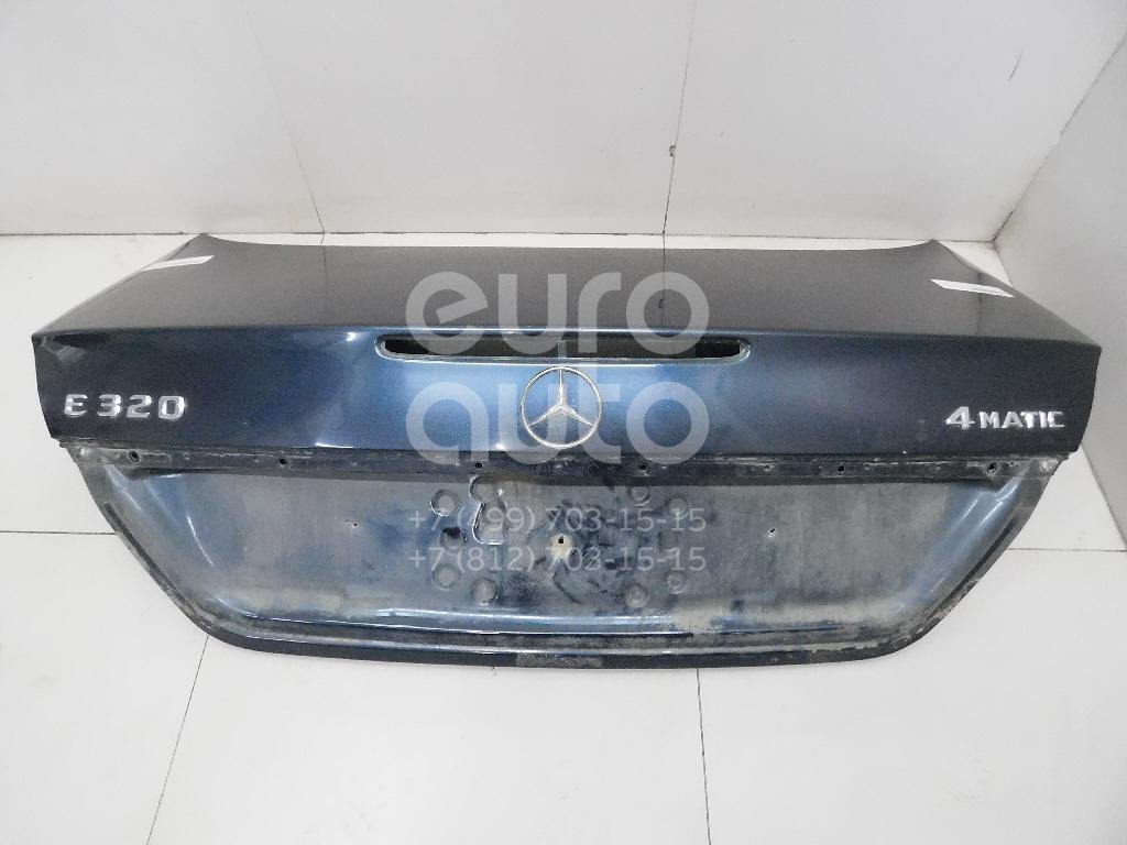 Крышка багажника Mercedes Benz W211 E-Klasse 2002-2009; (2117500375)