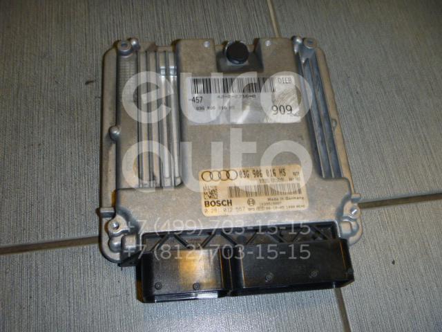 Купить Блок управления двигателем Audi A6 [C6, 4F] 2004-2011; (03G906016HS)