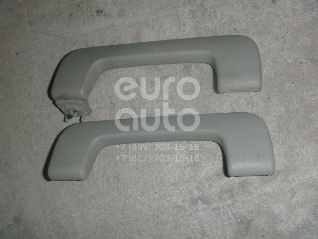 Купить Ручка внутренняя потолочная Audi Q7 [4L] 2005-2015; (8P0857607H)