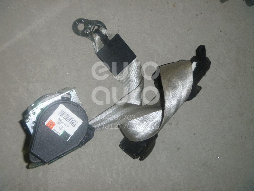 Купить Ремень безопасности Audi Q7 [4L] 2005-2015; (4L0857805GV04)