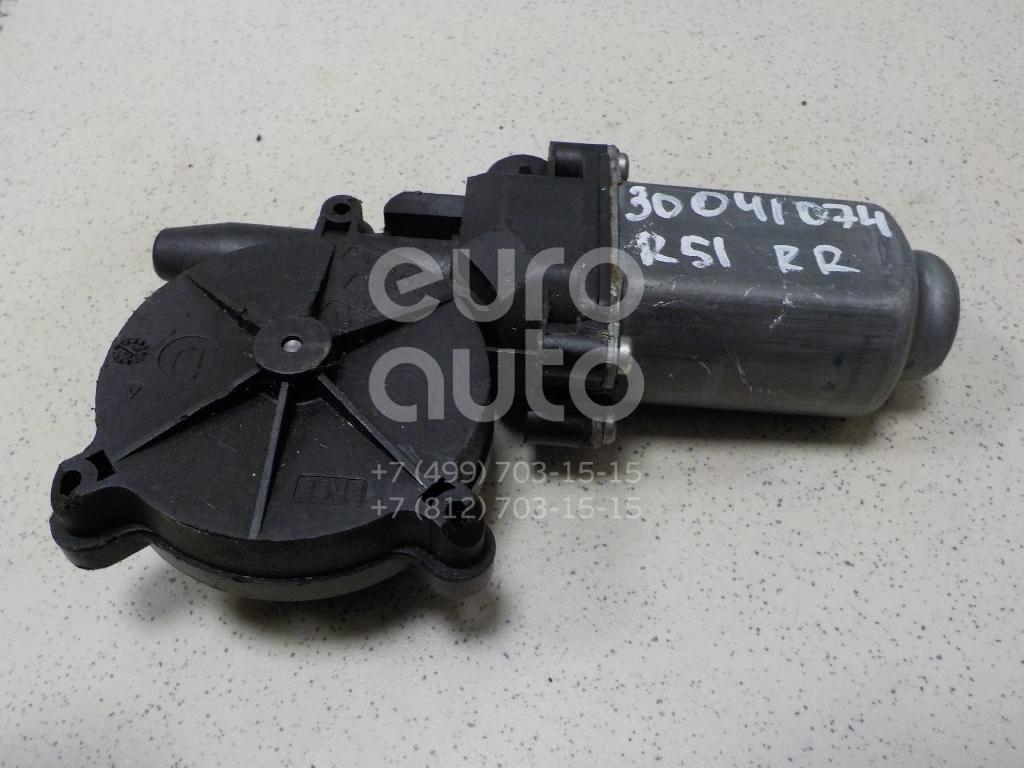 Купить Стеклоподъемник электр. задний правый Nissan Pathfinder (R51) 2005-2014; (827003X00A)