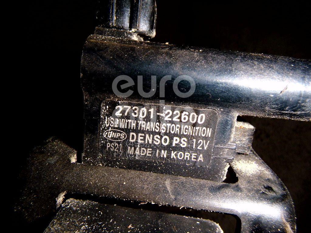 Купить Катушка зажигания Hyundai Getz 2002-2010; (2730122600)
