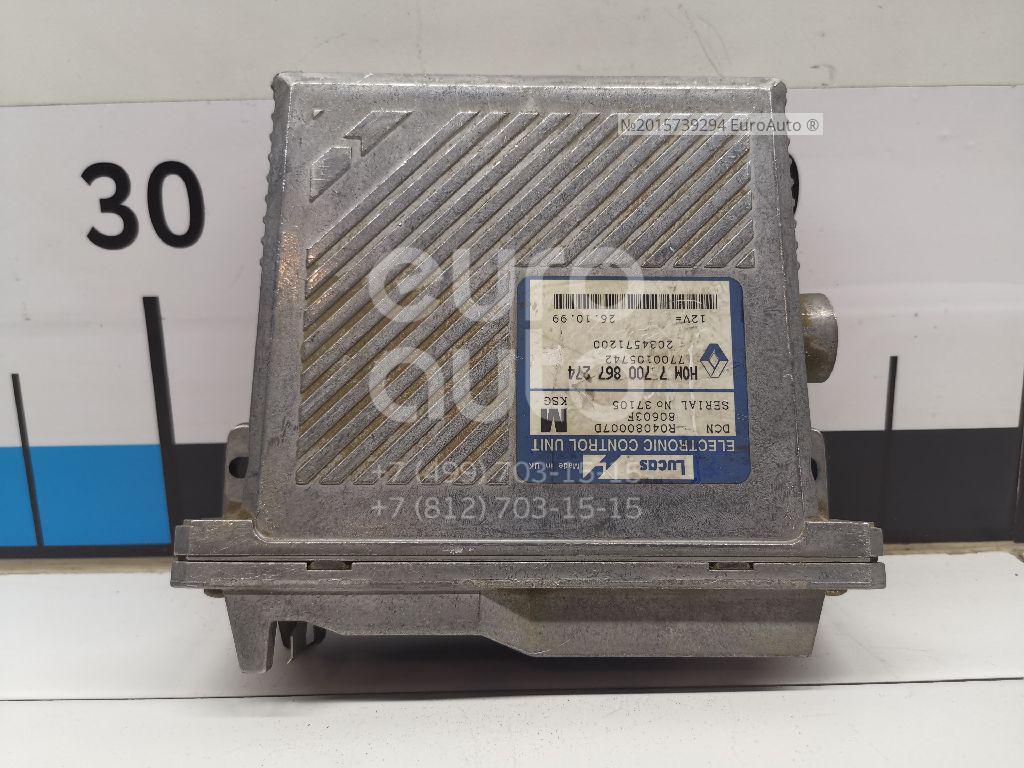 Купить Блок управления двигателем Mitsubishi Carisma (DA) 1999-2003; (MD345712)