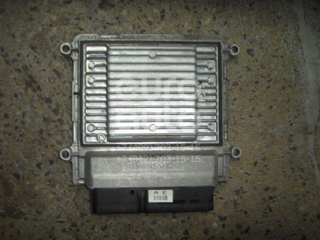 Купить Блок управления двигателем Hyundai Sonata V (NF) 2005-2010; (3911025070)