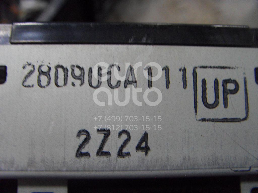 Купить Дисплей информационный Nissan Murano (Z50) 2004-2008; (28090CA111)