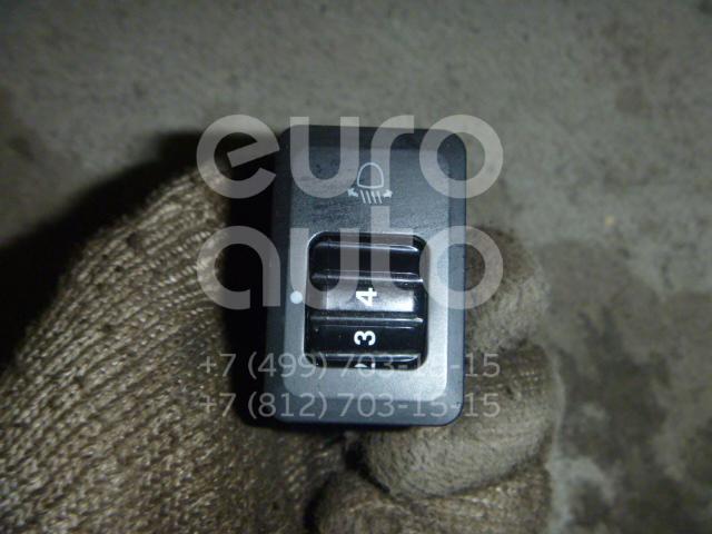 Купить Кнопка корректора фар Mitsubishi Pajero/Montero Sport (K9) 1997-2008; (MR117576)