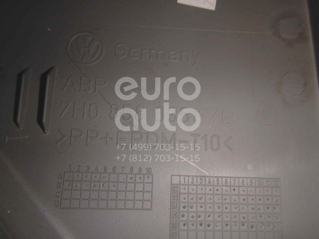 Купить Накладка декоративная VW Transporter T5 2003-2015; (7H0858035F3U6)
