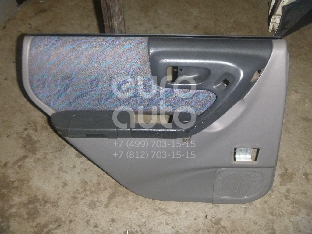 Купить Обшивка двери задней левой Subaru Forester (S10) 1997-2000; (94056FC090ND)