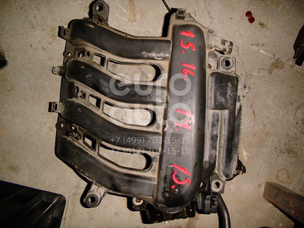 Купить Коллектор впускной Renault Scenic II 2003-2009; (8200275053)
