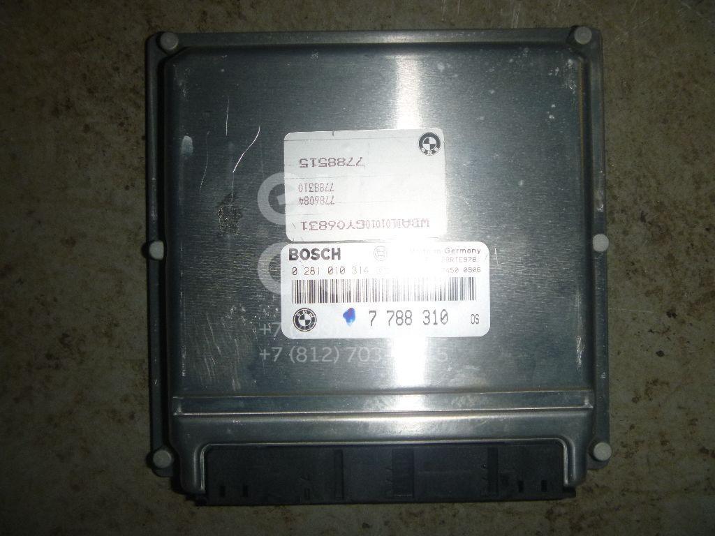 Купить Блок управления двигателем BMW 5-серия E39 1995-2003; (0281010314)