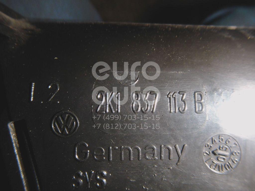 Купить Ручка двери внутренняя левая VW Caddy III 2004-2015; (2K1837113B)