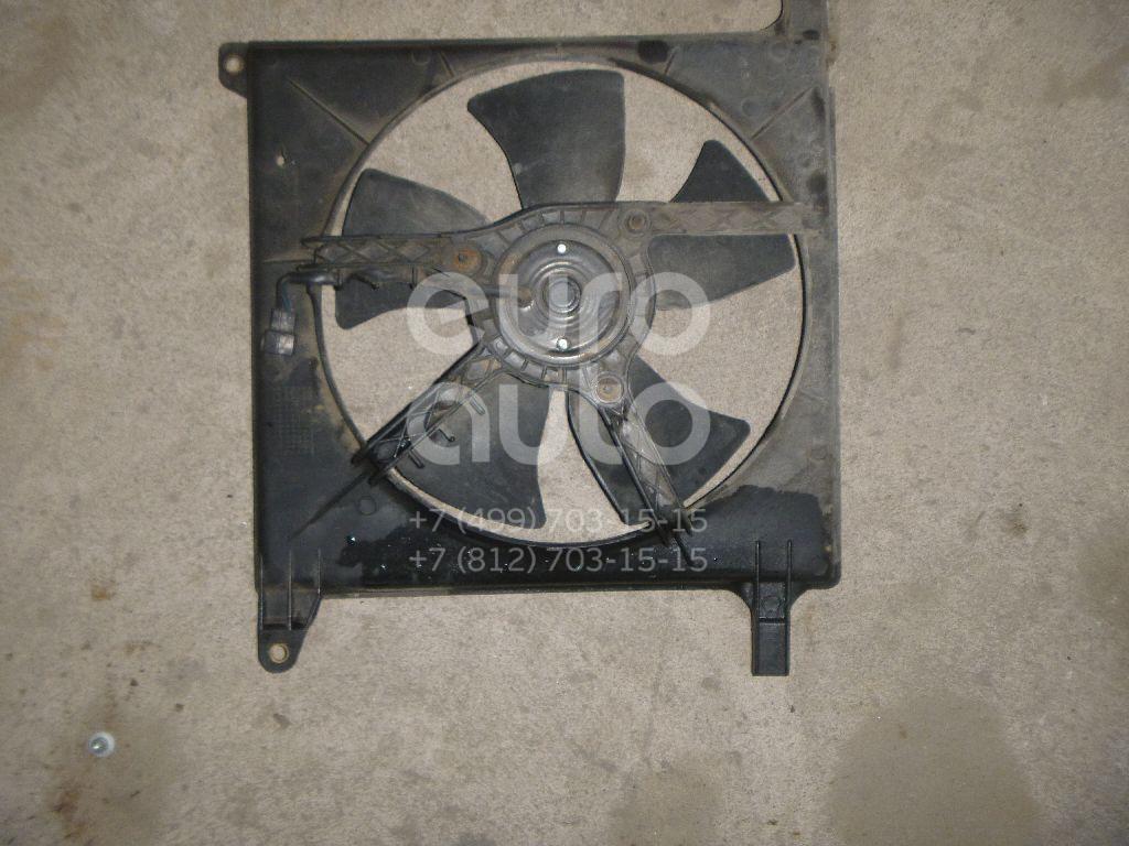 Купить Вентилятор радиатора Daewoo Nexia 1995-2016; (96353138)