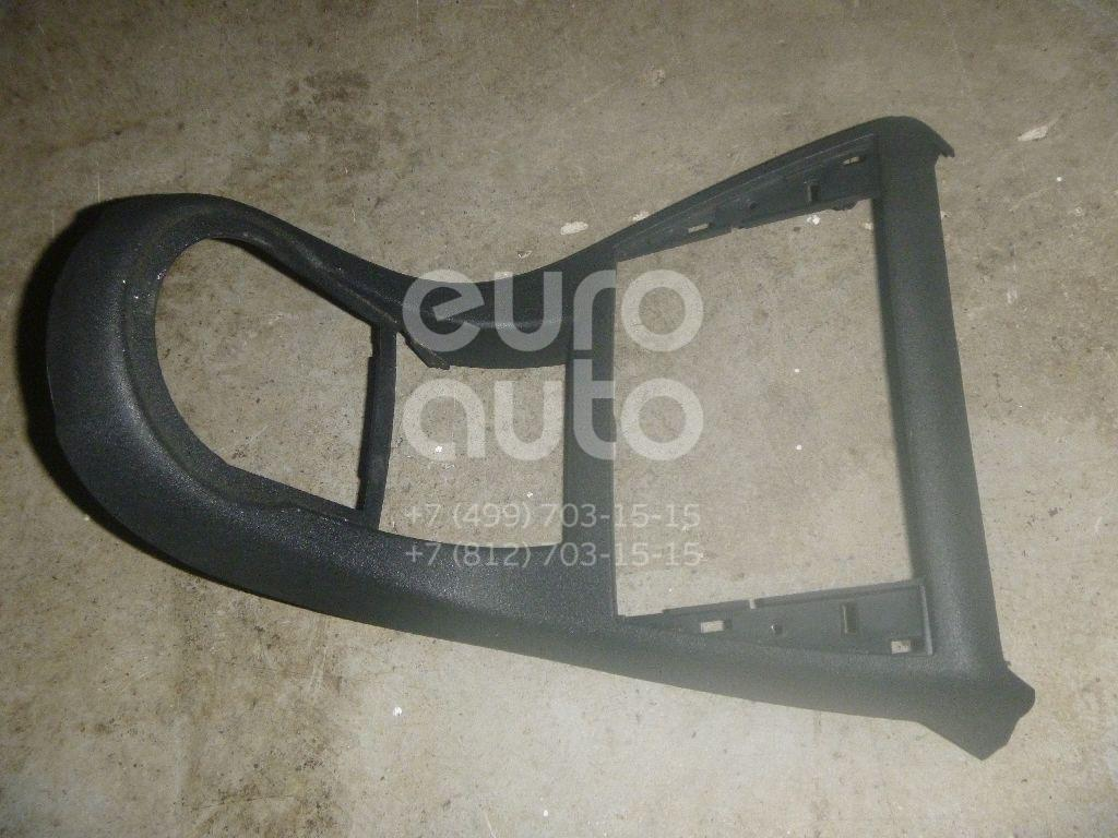 Накладка декоративная Citroen C4 2005-2011; (8212RK)  - купить со скидкой