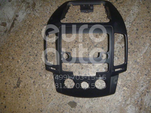 Накладка декоративная Hyundai i30 2007-2012; (847412L100XP)