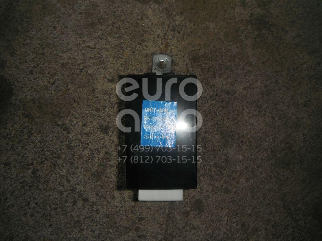 Купить Блок электронный Kia Sorento 2002-2009; (958303E000)