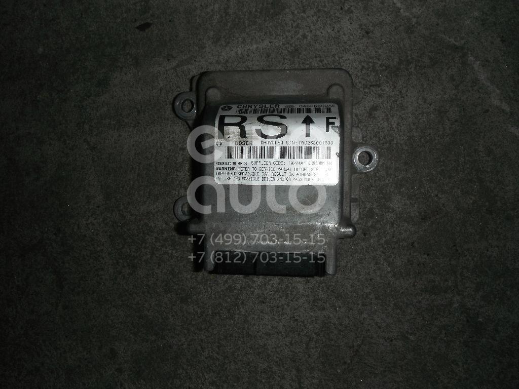 Купить Блок управления AIR BAG Chrysler Voyager/Caravan (RG/RS) 2000-2008; (04686602AE)