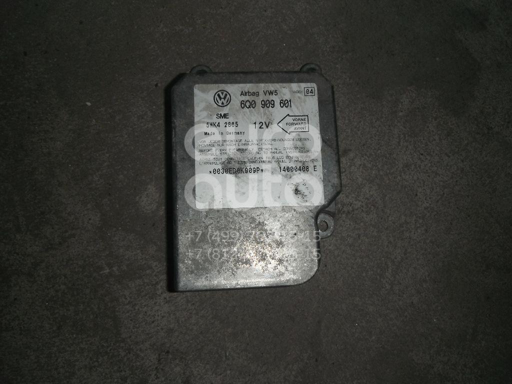 Купить Блок управления AIR BAG VW Sharan 2000-2004; (6Q0909601)