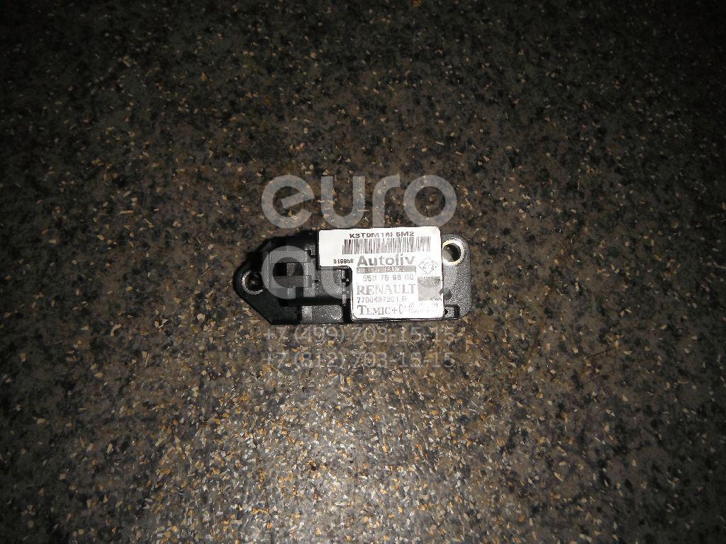 Купить Датчик AIR BAG Renault Scenic 1999-2003; (7700437301)