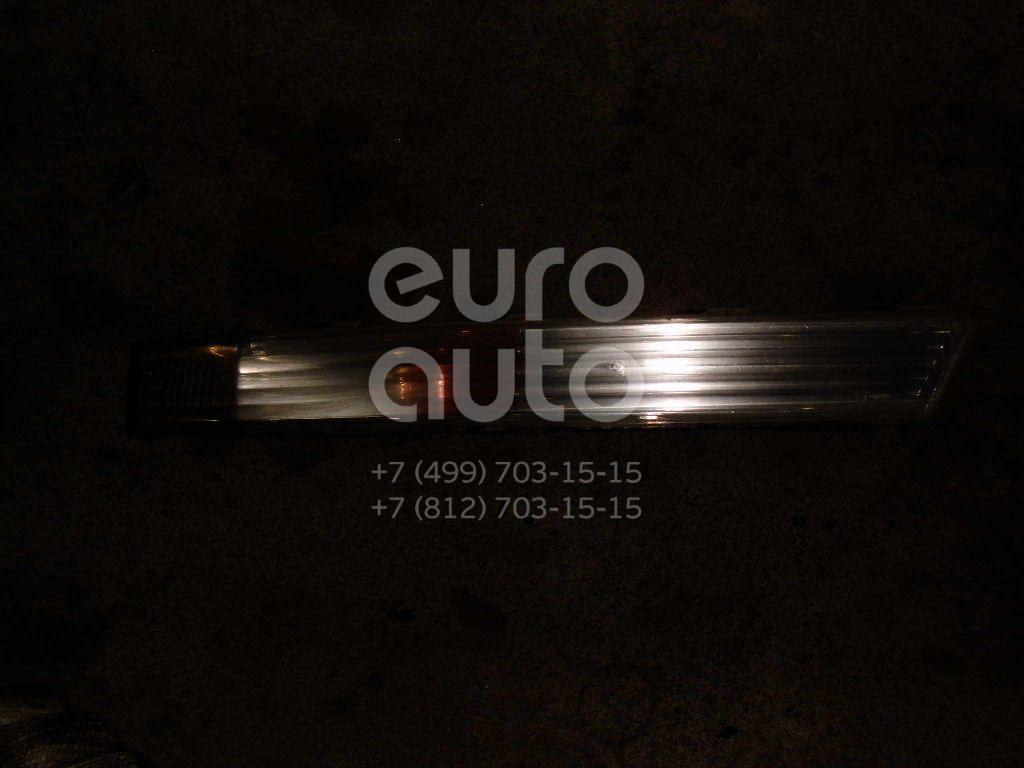 Купить Указатель поворота в бампер левый белый VW Passat [B6] 2005-2010; (3C0953041L)