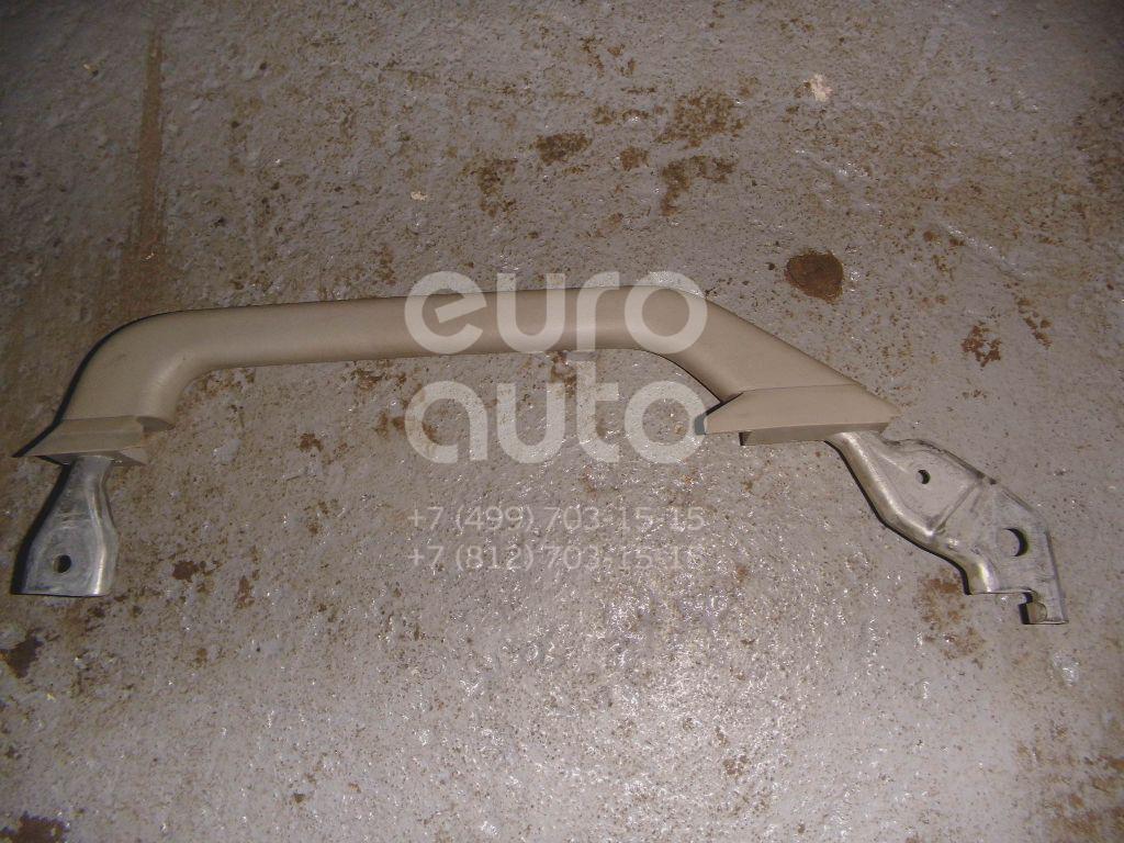 Ручка внутренняя потолочная Mitsubishi Pajero/Montero IV (V8, V9) 2007-; (7612A017HA)  - купить со скидкой