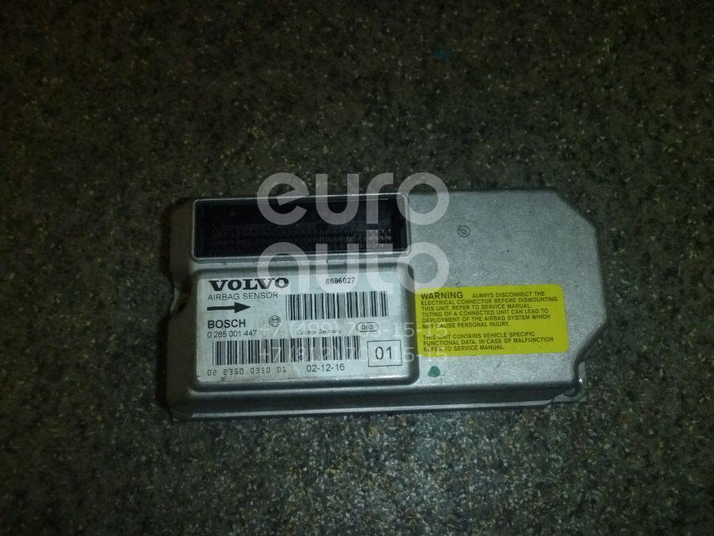 Купить Блок управления AIR BAG Volvo XC90 2002-2015; (8696027)