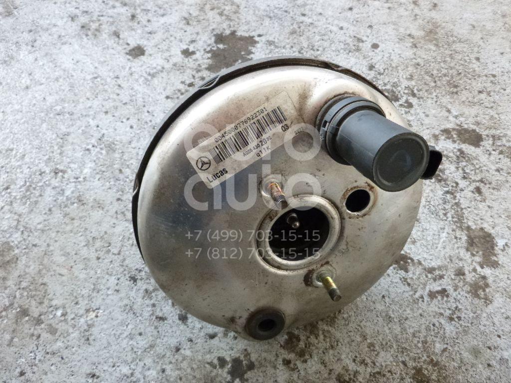 Купить Усилитель тормозов вакуумный Mercedes Benz A140/160 W168 1997-2004; (0054302030)