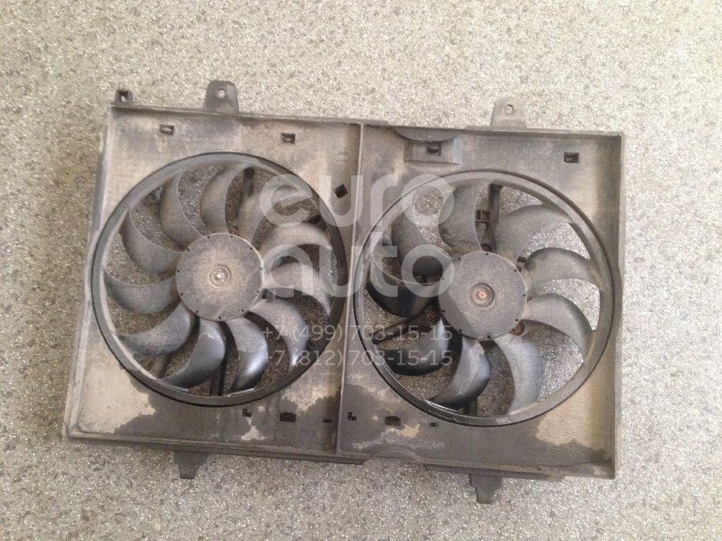 Купить Вентилятор радиатора Nissan X-Trail (T31) 2007-2014; (21481JG30A)