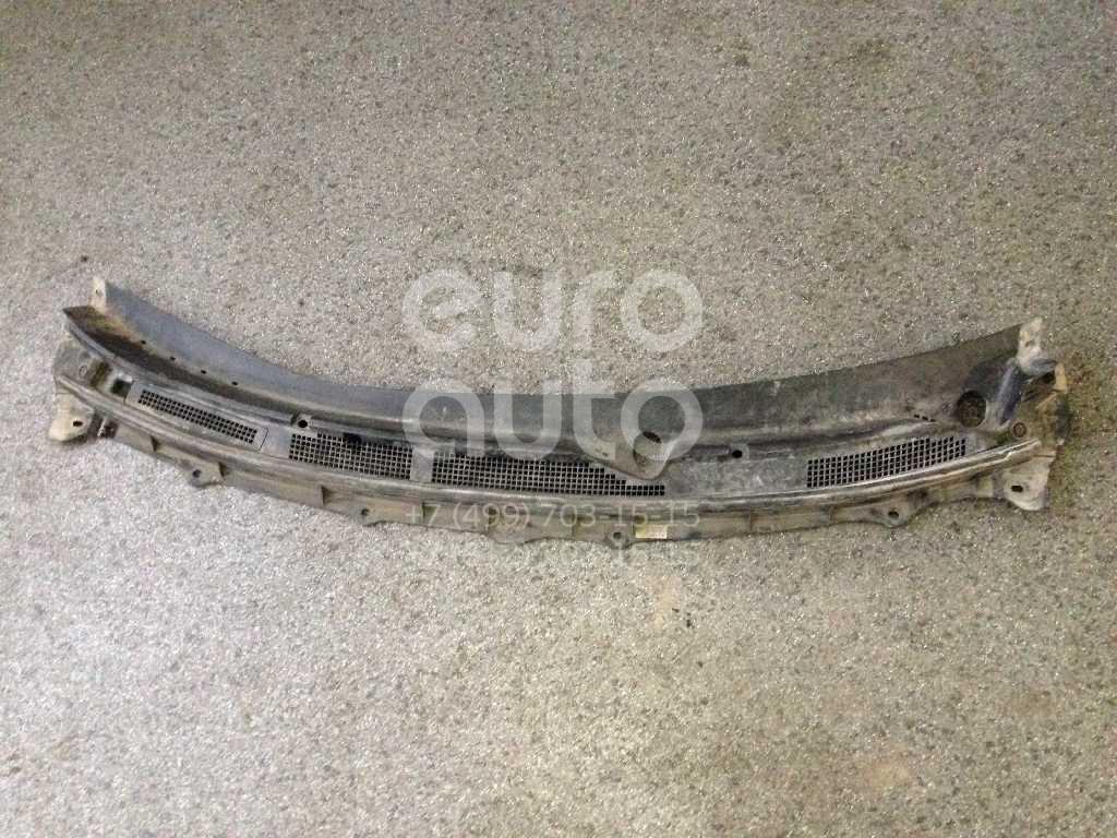 Купить Решетка стеклооч. (планка под лобовое стекло) Nissan X-Trail (T31) 2007-2014; (66862JG40A)