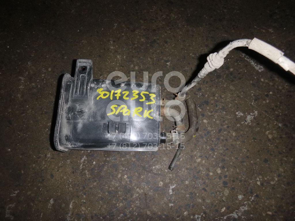 Купить Абсорбер (фильтр угольный) Chevrolet Spark 2005-2010; (96497039)