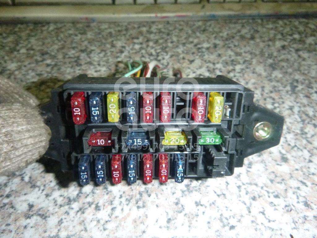 6 Slot Fuse Block Lt1 Box