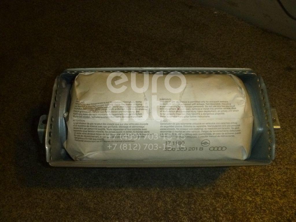 Купить Подушка безопасности пассажирская (в торпедо) Audi A4 [B5] 1994-2001; (8D0880201B)