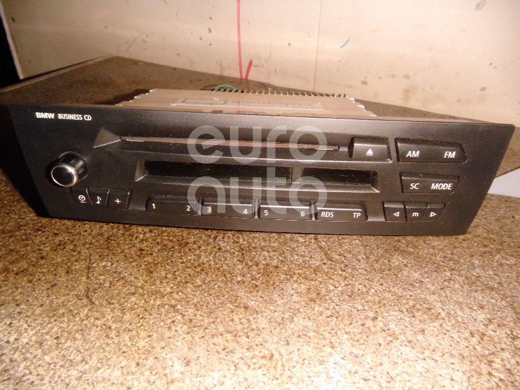 Купить Магнитола BMW 1-серия E87/E81 2004-2011; (65129200101)