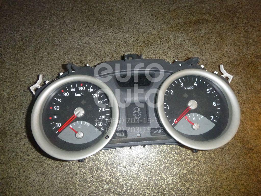 Купить Панель приборов Renault Megane II 2003-2009; (8200364007)