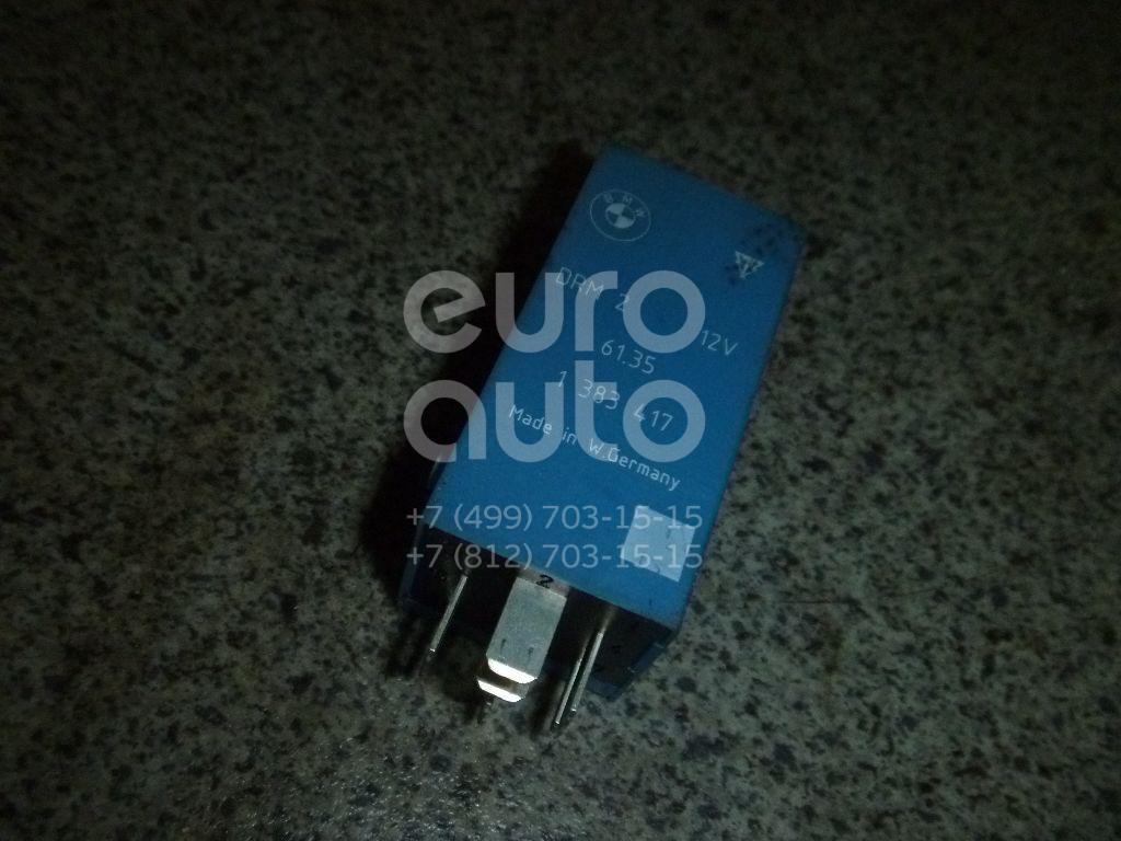 Купить Реле BMW 7-серия E38 1994-2001; (61351383417)