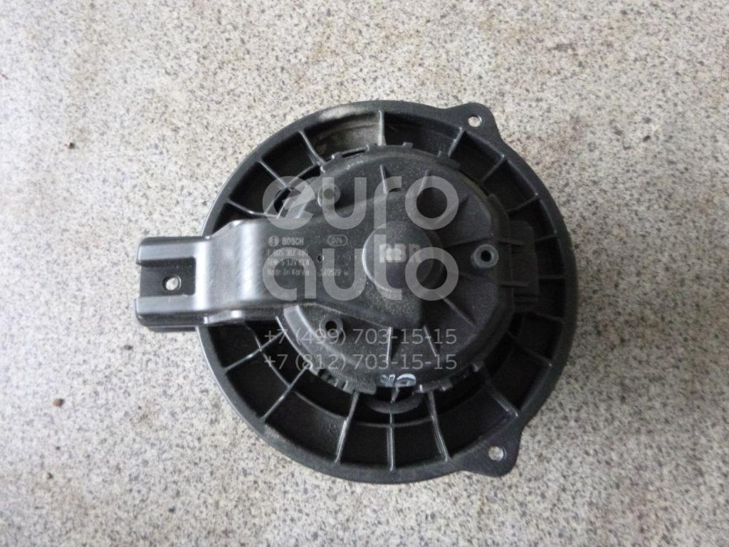 Купить Моторчик отопителя Hyundai Solaris 2010-2017; (971114L000)