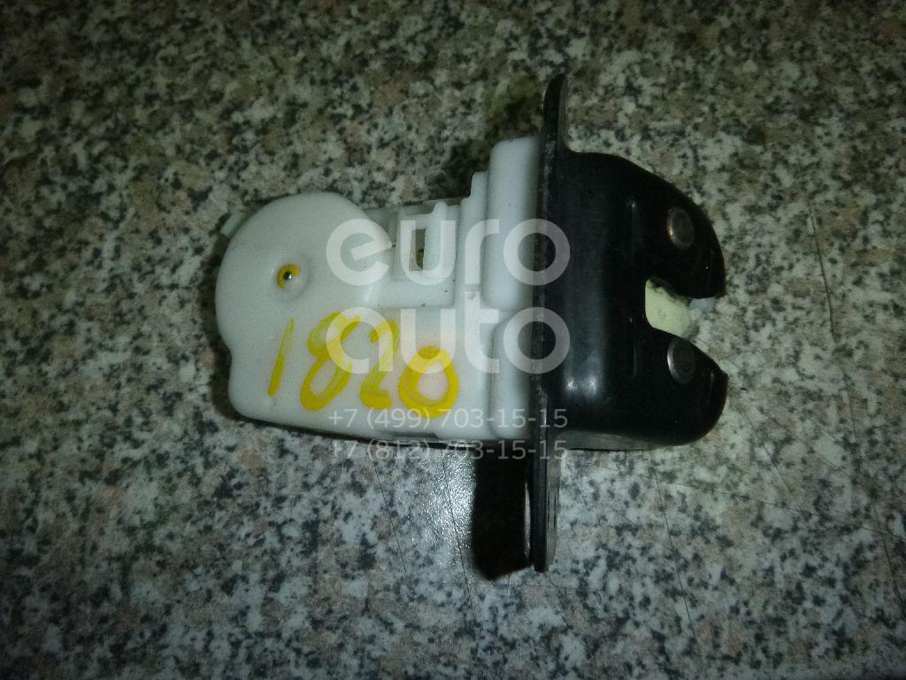 Купить Замок багажника Nissan Note (E11) 2006-2013; (90502EN000)